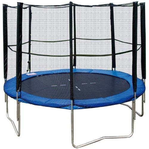 trampolin mit netz im test der trampolin ratgeber. Black Bedroom Furniture Sets. Home Design Ideas