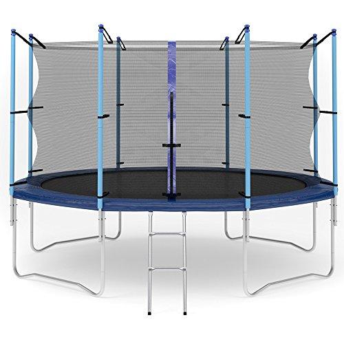 Hop-Sport Gartentrampolin 366 cm Komplettset